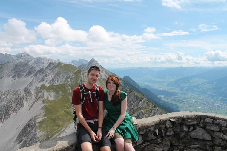 Together In Innsbruck, Austria