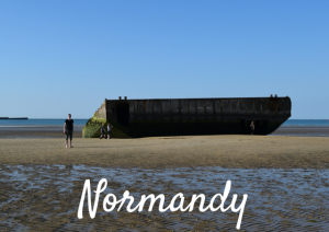 Normandy Header