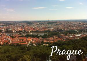 Prague Header