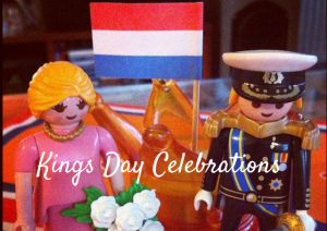 Kings Day Celebrations