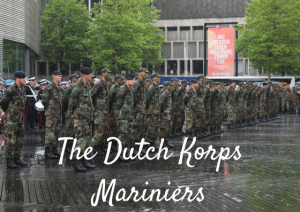 The Dutch Korps Mariniers
