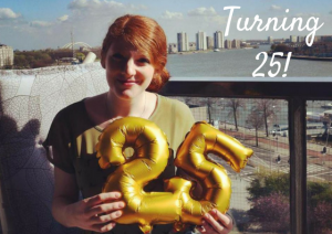 Turning 25