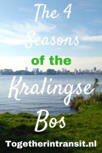 4 Seasons of the Kralingse Bos