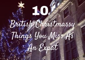 Christmassy Expat