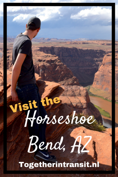 Hiking to Horseshoe Bend - togetherintransit.nl