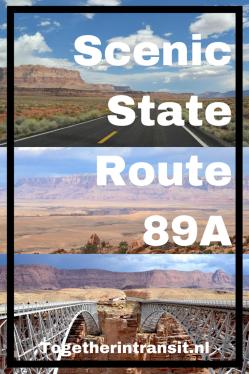 Copy of Scenic Route 89A Vermillion Cliffs Navajo Bridge togetherintransit.nl