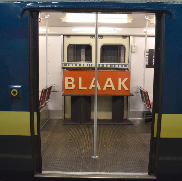 Metro 50 jaar Rotterdam Netherlands RET 3