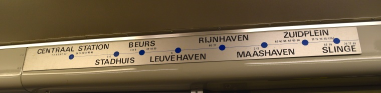 Metro 50 jaar Rotterdam Netherlands RET 5