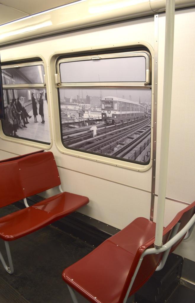 Metro 50 jaar Rotterdam Netherlands RET 6