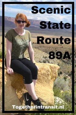 Scenic Route 89A Vermillion Cliffs Navajo Bridge togetherintransit.nl