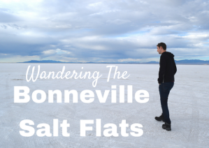 Wandering the Bonneville Salt Flats - togetherintransit.nl