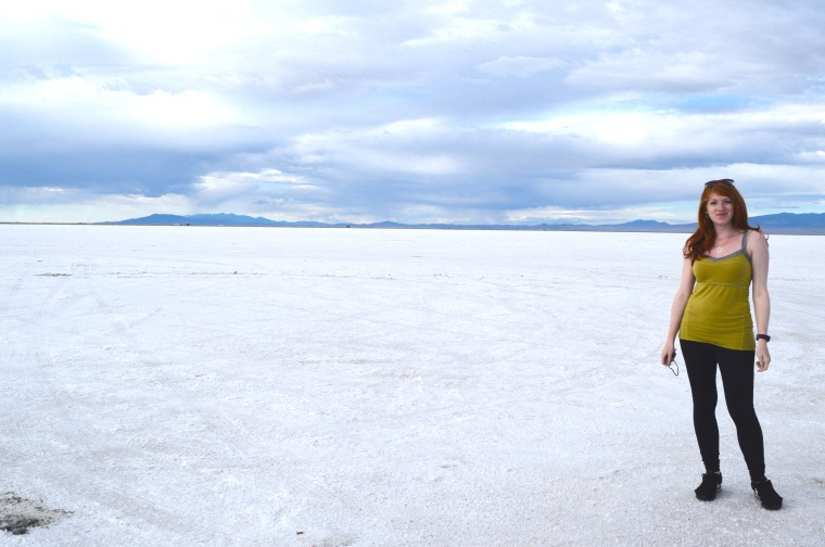 Wandering The Bonneville Salt Flats Utah - togetherintransit.nl 1