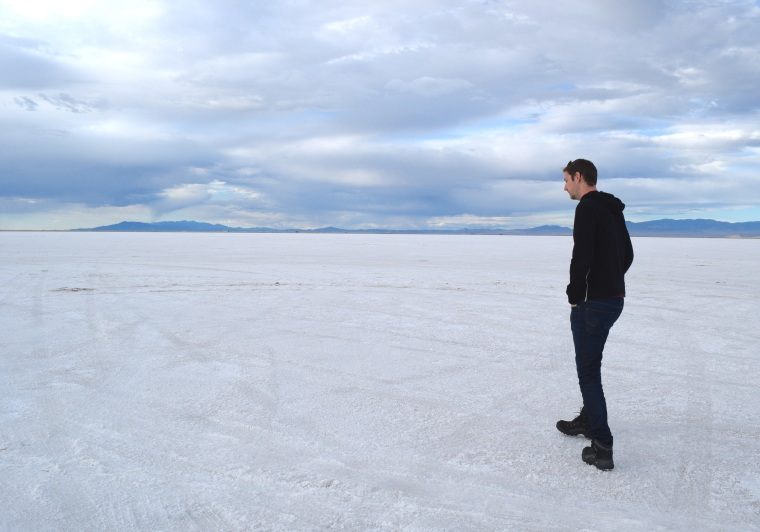 Wandering The Bonneville Salt Flats Utah - togetherintransit.nl 2