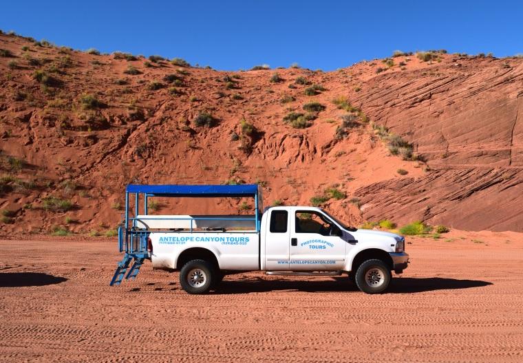 Antelope Canyons Navajo Tour Arizona togetherintransit.nl 12