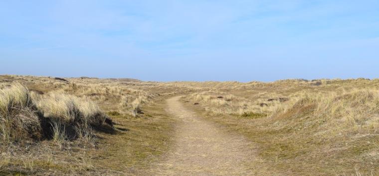 Sand Dunes Walk at Winterton On Sea Norfolk Togetherintransit.nl 4