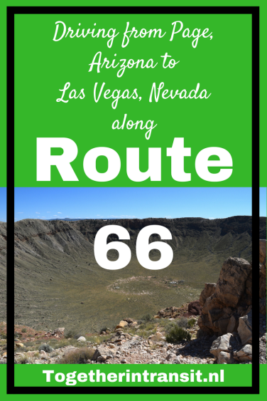 Copy of Driving route 66 togetherintransit.nl