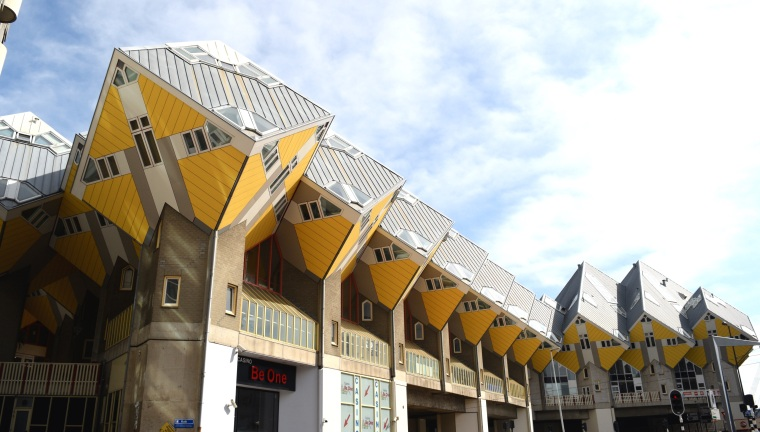 Cubic houses togetherintransit.nl 1