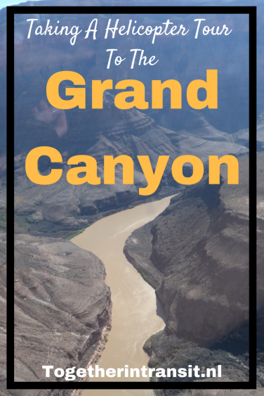 Grand Canyon Helicopter Tour togetherintransit.nl