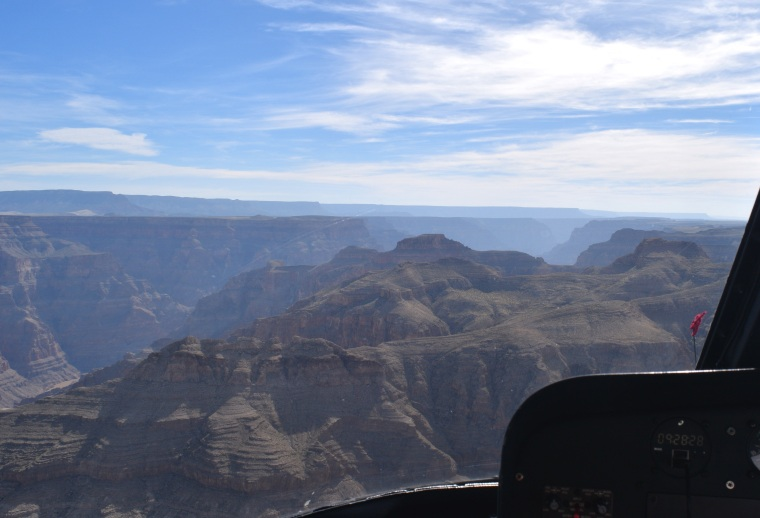 Grand Canyon Helicopter Tour US road trip togetherintransit.nl 3